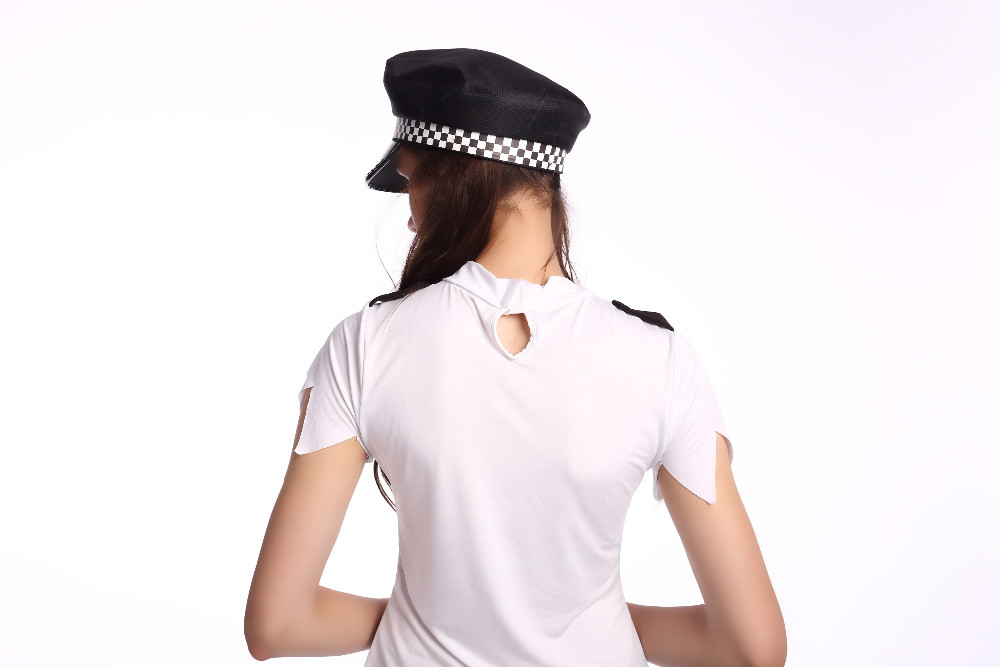 Police Uniform For Carnival Perform Wear Halloween Costumes for Women