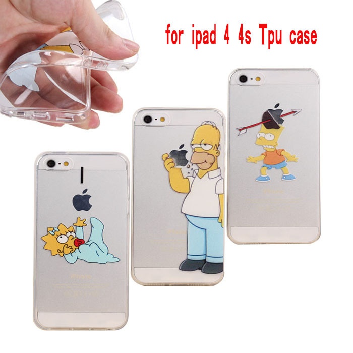Case Simpsons Iphone 4 Case For Apple Iphone 4/4s