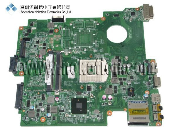 MB.TZT06001 DAZR9HMB8A0 FOR ACER TM8572G LAPTOP MOTHERBOARD INTEL HM55 DDR3 <br><br>Aliexpress