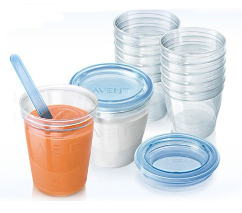 Recommendations for non plastic breast milk storage and bottles