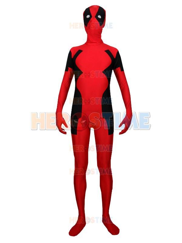 Newest Style Deadpool Spandex Deadpool Costume Halloween zentai suitОдежда и ак�е��уары<br><br><br>Aliexpress