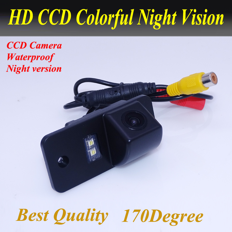 HD CCD Parking Assistance Special Car Rear View Camera Reverse Camera FIT FOR AUDI A3 A4 A5 A6 A6L Q7 S3 S4 RS4 RS6 S5 S6(China (Mainland))