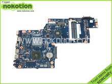Laptop motherboard For Toshiba Satellite C870D L870D AMD E2-1800 CPU Onboard DDR3 PN H000043610