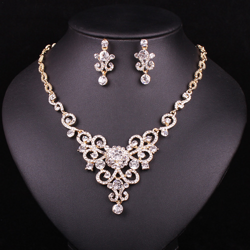 Bridal Fashion Jewelry For Cheap Fashion modern design cheap