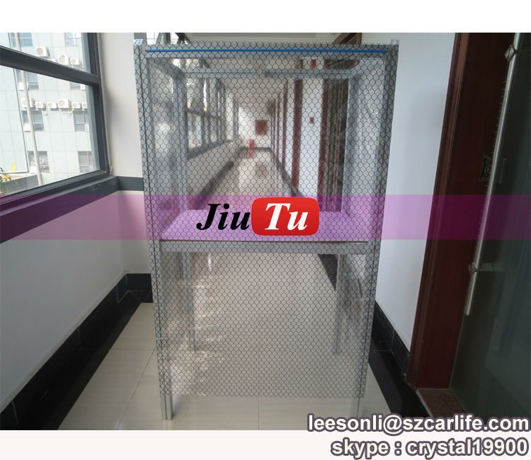 Dismountable Dust free room anti static room for cleaning room anti-static wall for refurbishment dust-free plant (Middle Size) (2)