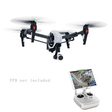 DJI T600 Inspire 1 100% Original Professional FPV RC RTF Quadcopter with 4K HD Camera & 3-Axis Gimbal Single Transmitter Version