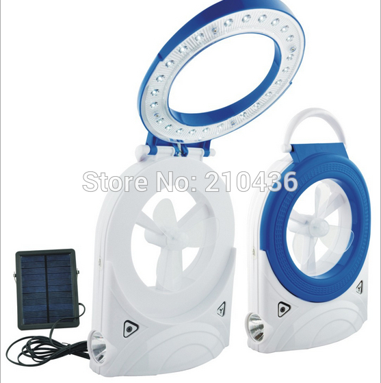 Solar energy fan solar power LED fan, fan energy saving all free shipping(China (Mainland))