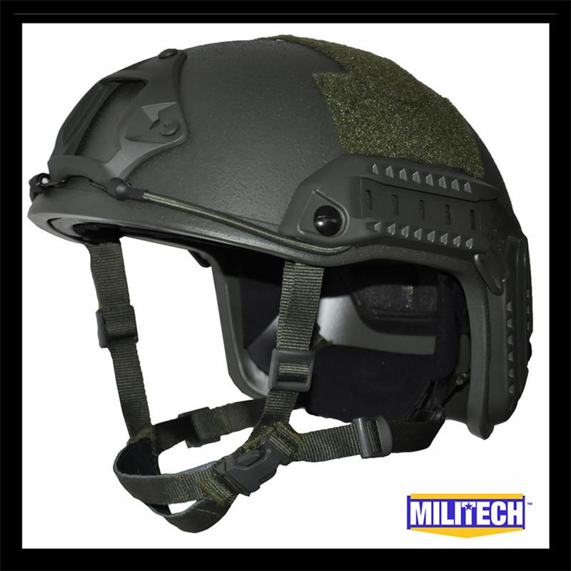 M/Lg OPS-Core Maritime NIJ level IIIA Oliver Drab FAST Bulletproof Helmet (With Test Report) / Ops Core FG FAST Ballistic Helmet<br><br>Aliexpress