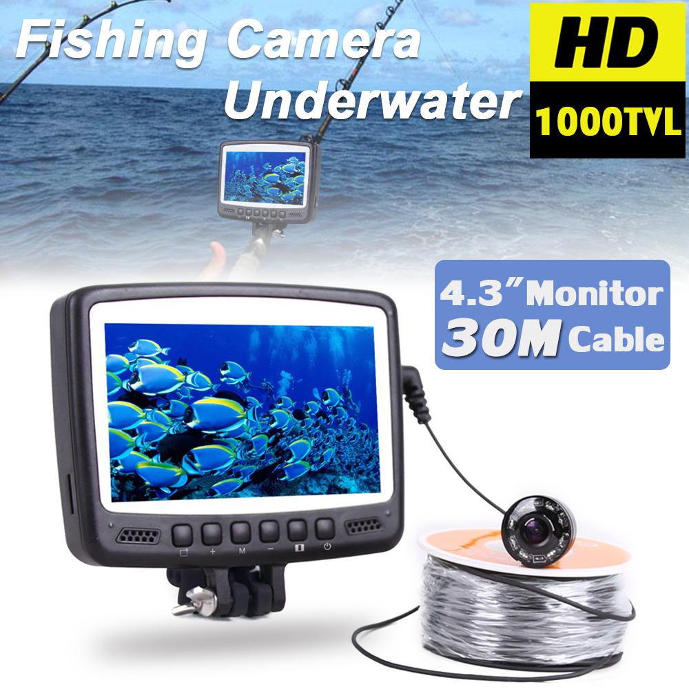 какая камера для подледной рыбалки лучше