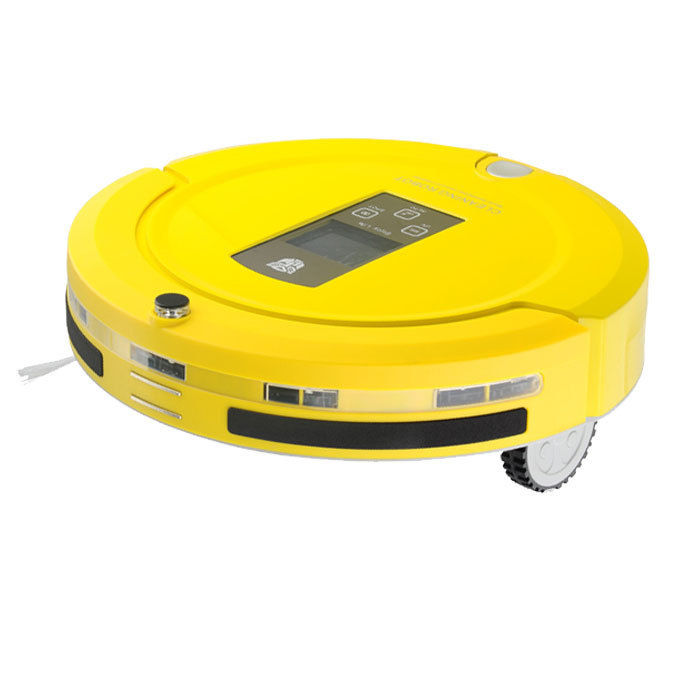 Most Advanced Robot Vacuum Cleaner A325 Multifunction Self-adjusting Remote Controller Cleaning Floor(China (Mainland))