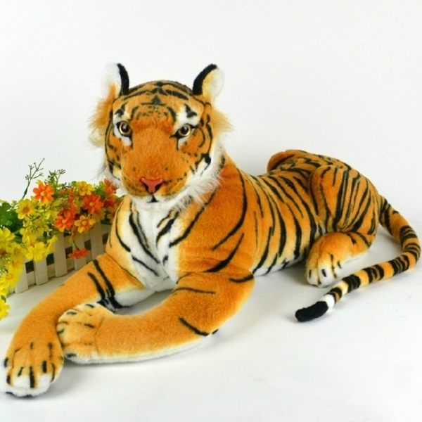 Small cute plush tiger toys lovely stuffed doll Animal pillow Children Kids birthday gift 30cm(China (Mainland))
