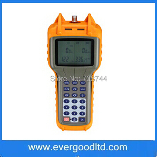Frequency Scope 5~870MHz RY-S110D Signal Level Meter CATV Cable TV DB Tester Measurement(China (Mainland))