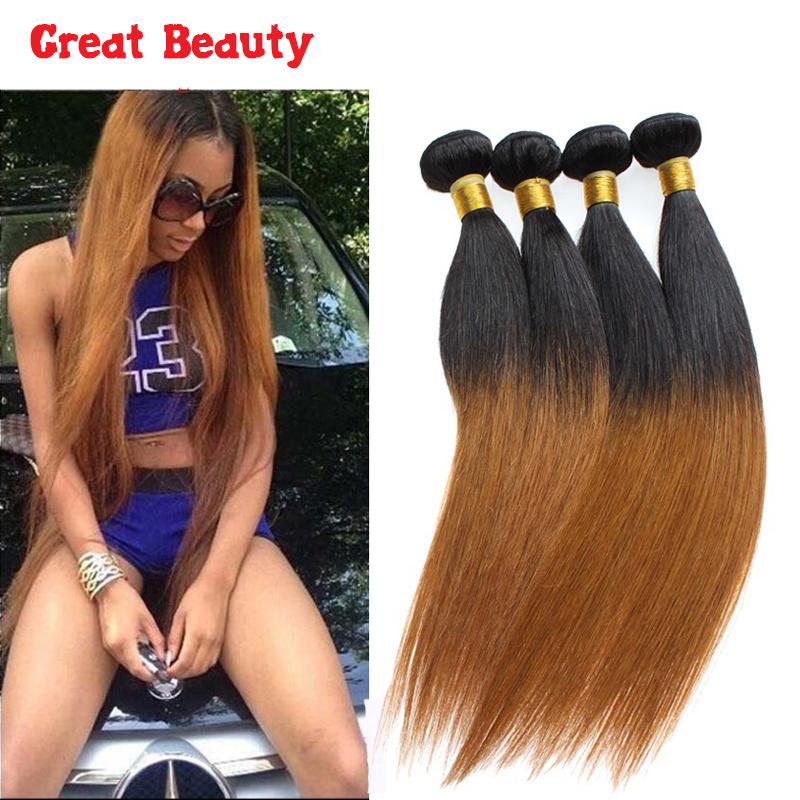 peruvian virgin hair straight queen hair products perfume ombre hair extension real 4 bundles peruvian straight hair weave ombre<br><br>Aliexpress