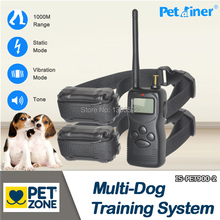 dog training products dog beeper collar electric collar dog remote 1000m