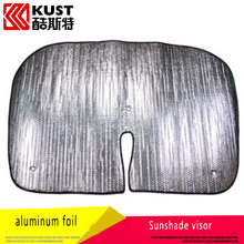 KUST High Quality 8 full Set Car Windows Foils Sun Visor For Lexus For RX200t 2015 2016 Set Windows Foils Sun Visor For RX450h(China (Mainland))