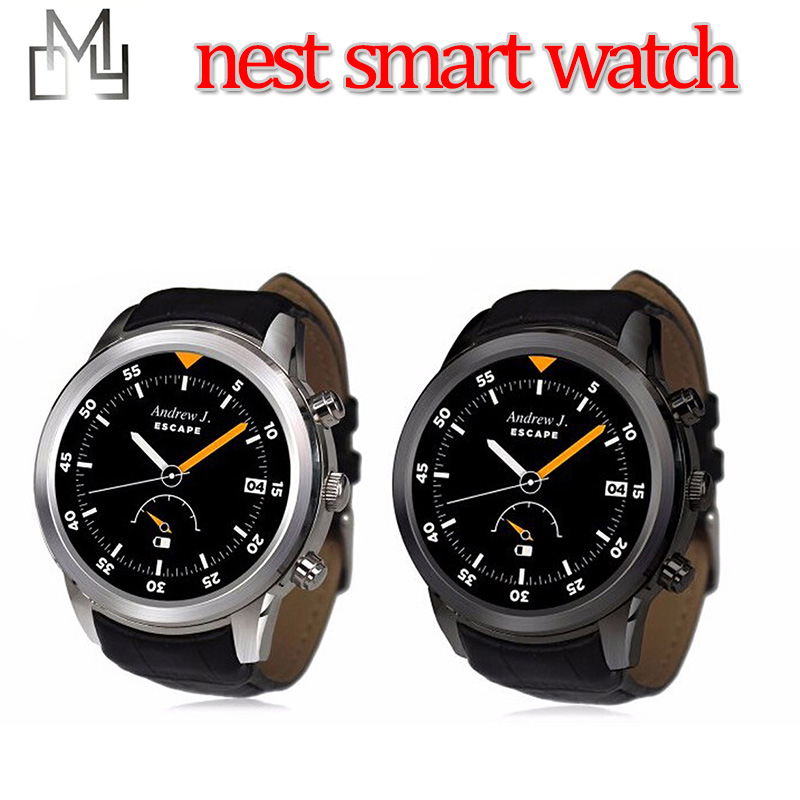 multilingual ! Free Shipping Smart Watch 3G X5 K18 Android WCDMA WiFi Bluetooth SmartWatch GPS Display similar for Huawei Watch(China (Mainland))