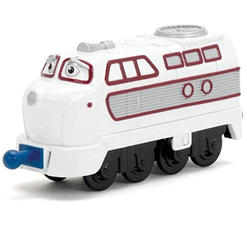 100% original!!! Learning Curve Chuggington Diecast Train Toy CHATSWORTH T8 free shipping(China (Mainland))