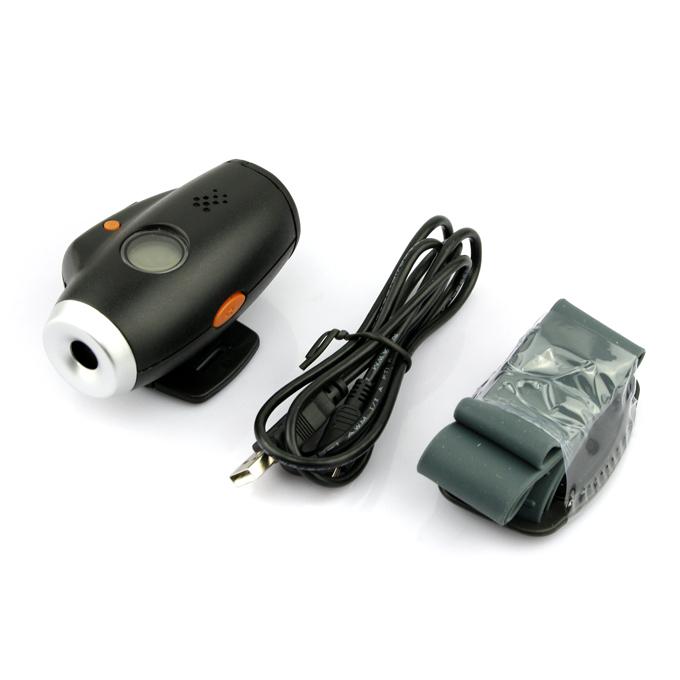 Digital 1.3MP IR LED outdoor bike bicycle pocket mini sport action helmet camera video camcorder DV DVR Built in microphone(China (Mainland))