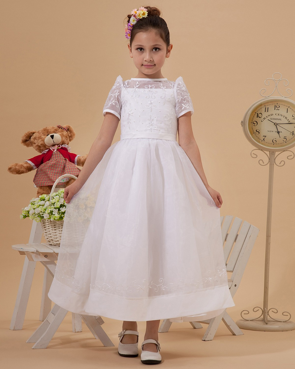 100 girls bridesmaid dresses girls bridesmaid dress peach dress dying picture more detailed picture about ankle length a ombrellifo Gallery
