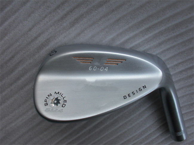 """3PCS Satin Chrome SM4 Wedges SM4 Golf Wedge OEM Golf Clubs 52""""/54""""/56""""/58""""/60"""" Regular or Stiff Steel Shaft With Head Cover(China (Mainland))"""
