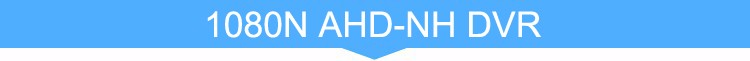 Hisiclion Sensor Bule-Ray Exterior DVR 8 Channel 8CH 1080P/1080N/ 960P/720P/960H Coaxial 5 in 1 NVR TVI CVI AHD DVR FreeShipping