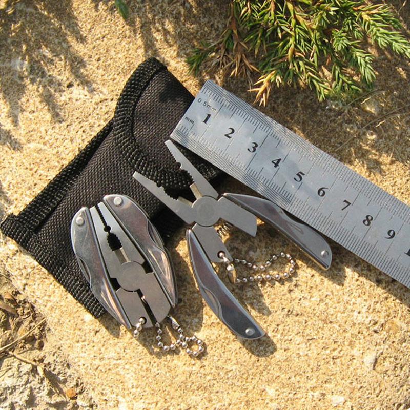 Портативный многофункциональный складной карман инструментов плоскогубцы