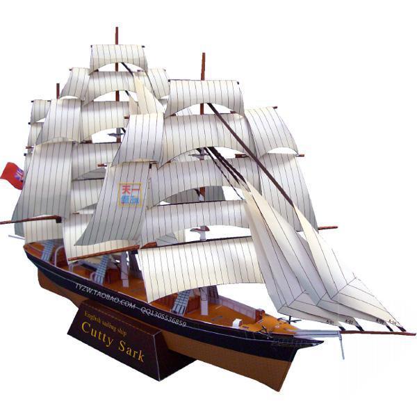 Online kaufen großhandel yacht d modell aus china