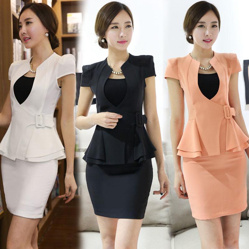 Модная Офисная Одежда Для Женщин Доставка