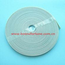 t2.5 belt polyurethane belt steel belt pulley belt with 6mm width 50m length for cnc 3d printer