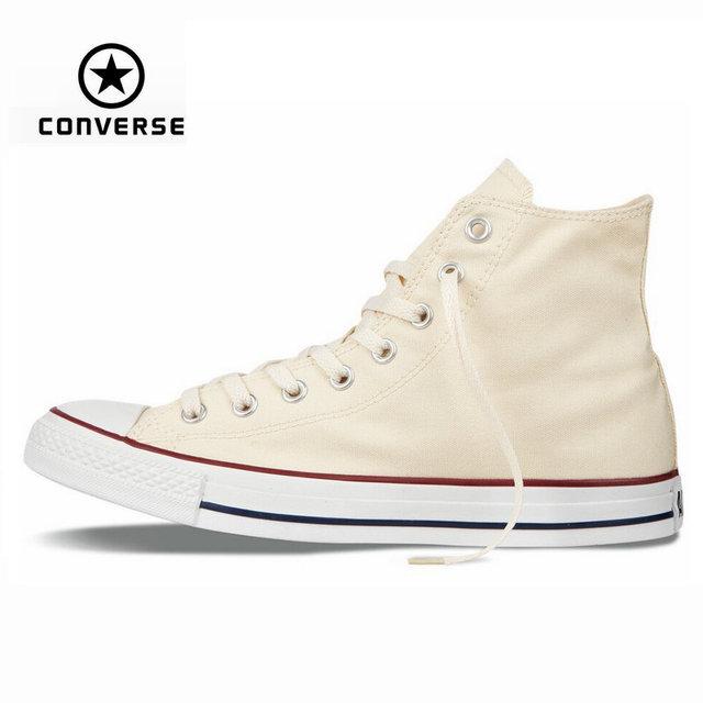 Классический первоначально конверс все звезды холст 2 цвета высокого классический скейтбординг мужчины и женские кроссовки обувь
