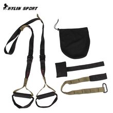 Buy Resistance Bands New Crossfit Sport Equipment Strength Fitness Equipment Spring Exerciser Workout Suspension Trainer XRip60T for $36.44 in AliExpress store