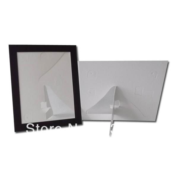 Free shipping Acid free black paper photo frame 8x10(China (Mainland))