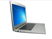 Hot New 14 inch notebook computer Ultrabook laptop PC Intel Atom D2550/D2500 1.86Ghz dual core 4GB DDR3 500GB HDD Webcam