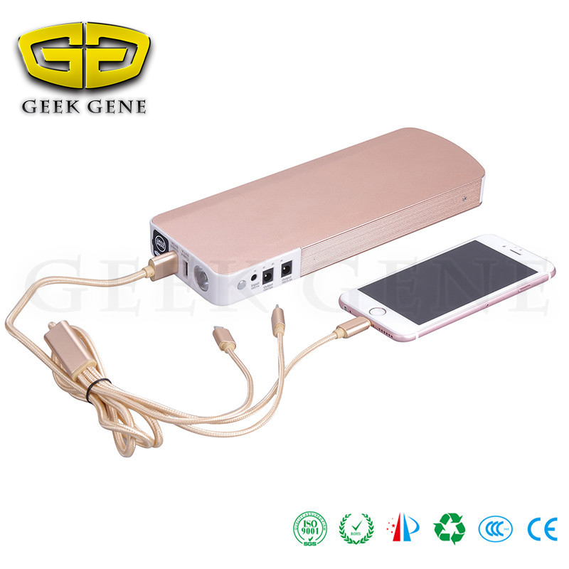 GeeK Gene Car Battery Jump Starter Power Bank Charging Units for Diesel Dizel Car Bigger Gasoline Auto Mobile Jump Leads(China (Mainland))
