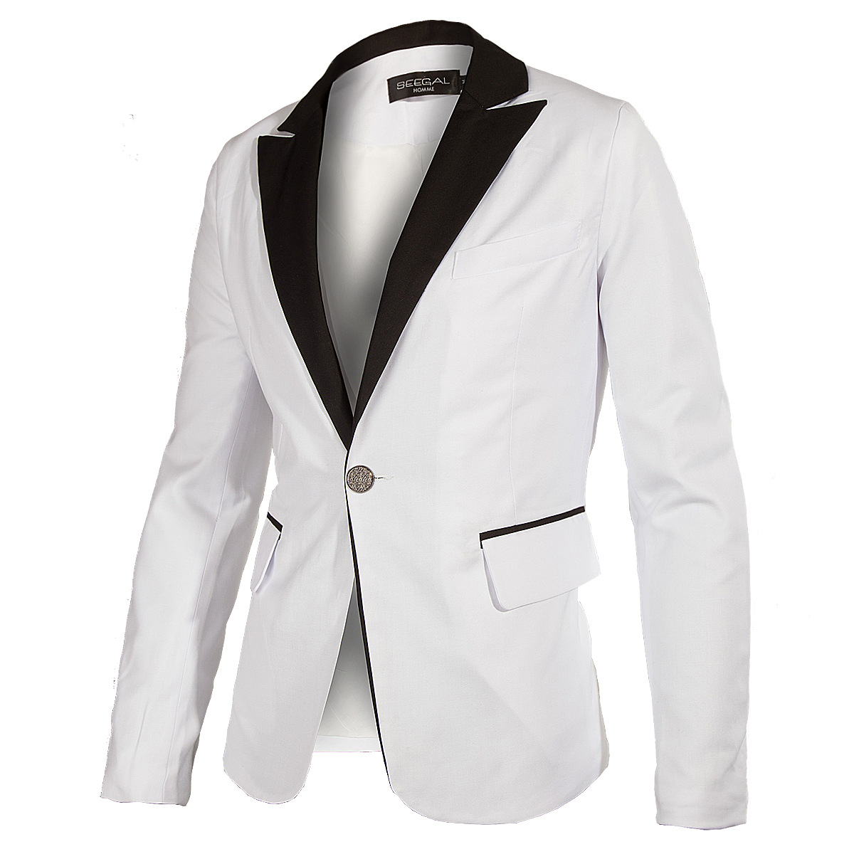 Popular Suit Jacket Men White-Buy Cheap Suit Jacket Men White lots ...