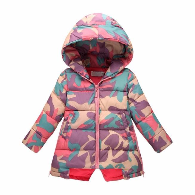 Скидки на Новый Бренд 2016 Зимняя Куртка