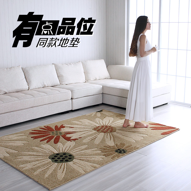 Modern brief bedroom bed carpet/rug sofa balcony doormat slip-resistant mats rugs carpets home living room decoration - Praise A hundred Million store