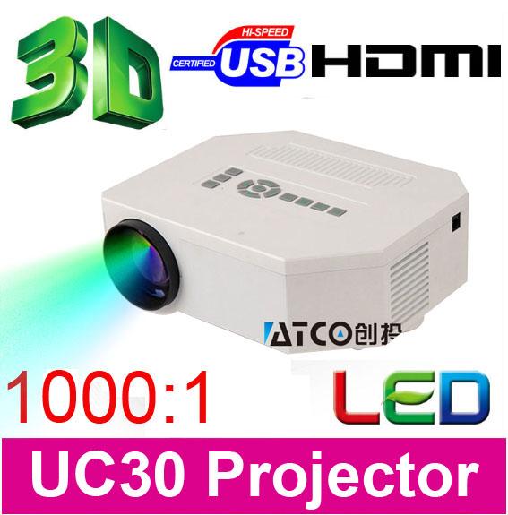 Проектор ATCO UC30 1080P