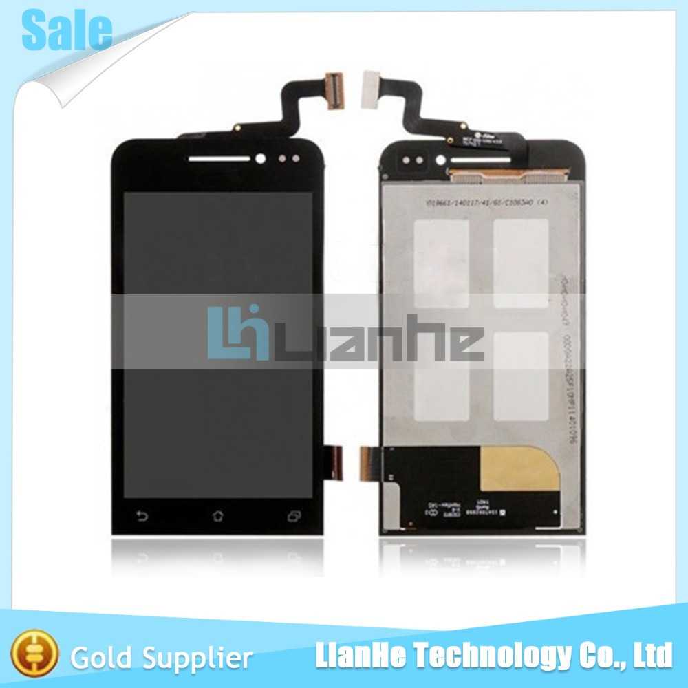 Original New For Asus Zenfone 4 4.5 inch Full LCD Display Touch Screen Digitizer Glass Assembly Replacement Parts free shipping
