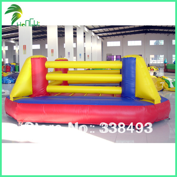 Custom Factory Brightly Colored Inflatable Boxing Ring(China (Mainland))