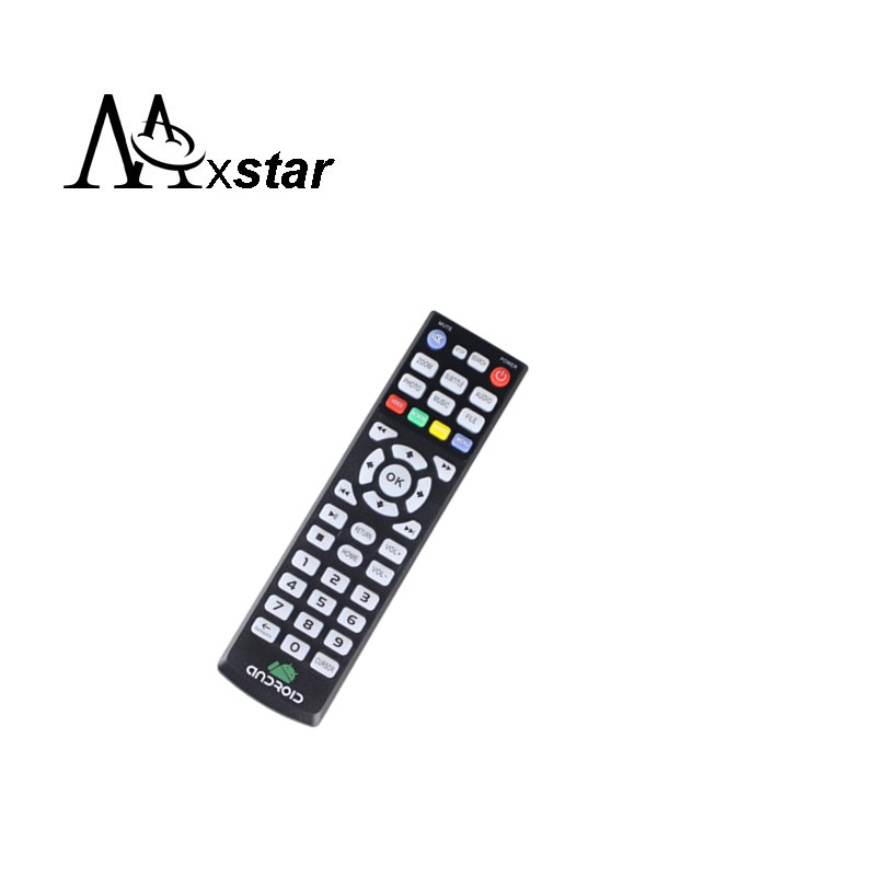 Anewish G-BOX remote control for MX2 MX XBMC Android TV Box high quality replacement MX Box remote controller(China (Mainland))