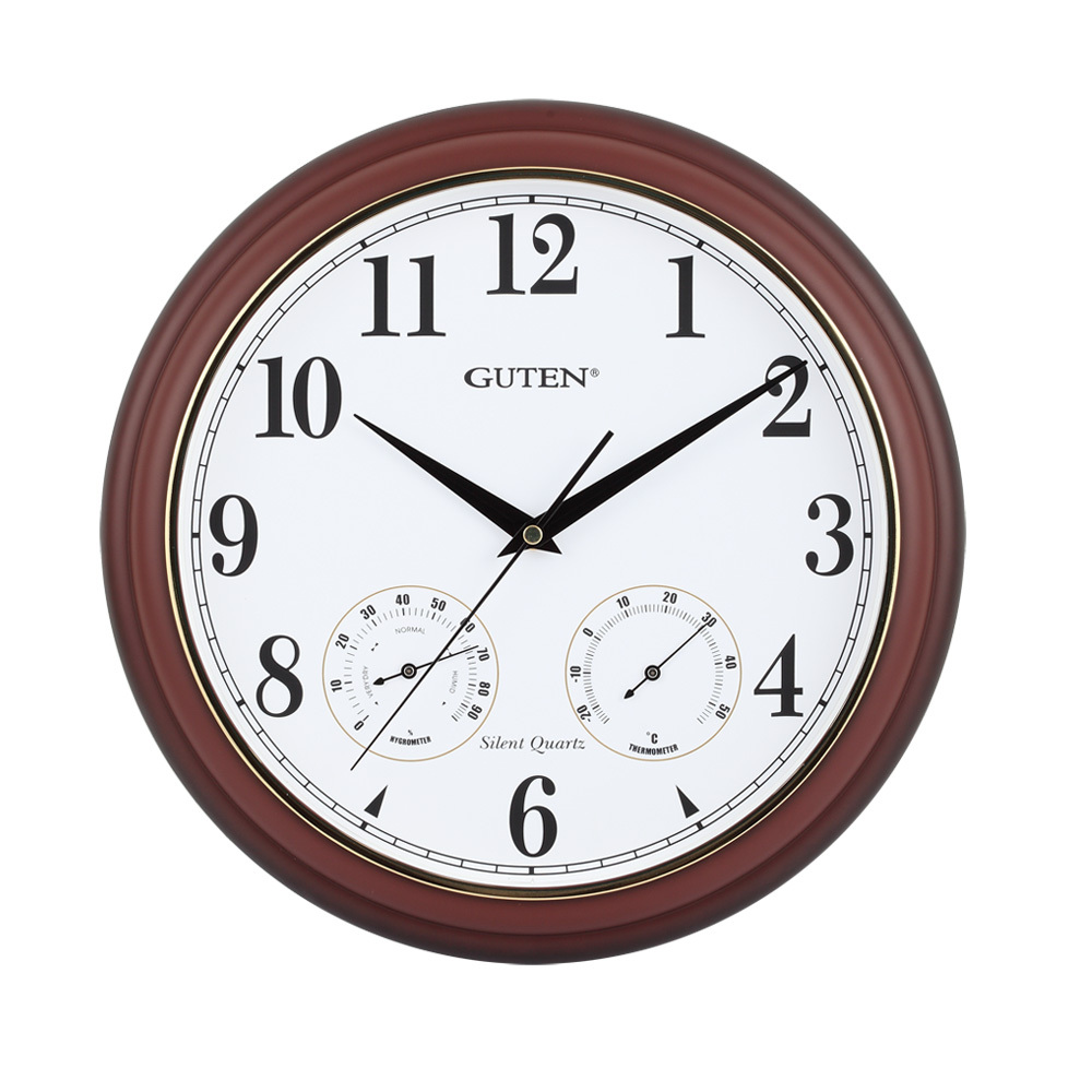 Comprar barato simple de madera reloj de - Comprar mecanismo reloj pared ...