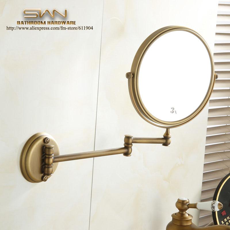 Achetez en gros support mural grossissant miroir en ligne for Support miroir mural