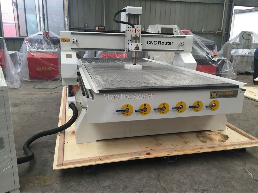 Good working effort 1325 table top CNC Router for wood and 3d CNC milling machine(China (Mainland))
