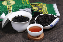 250g  oolong tea Black and oolong tea premium quality goods high concentration of pure natural fresh tea health beautiful(China (Mainland))