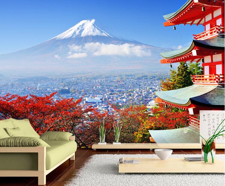 temple japan landscape wallpaper - photo #37