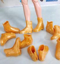 """20 par/lote nuevas botas cortas para hombres Demon Monster Dolls 12 """" Ken zapatos casuales muñeca zapatos accesorios envío gratuito"""