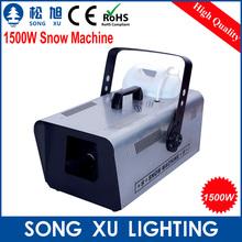SONGXU 1500W Snow Machine/SX-SM1500(China (Mainland))