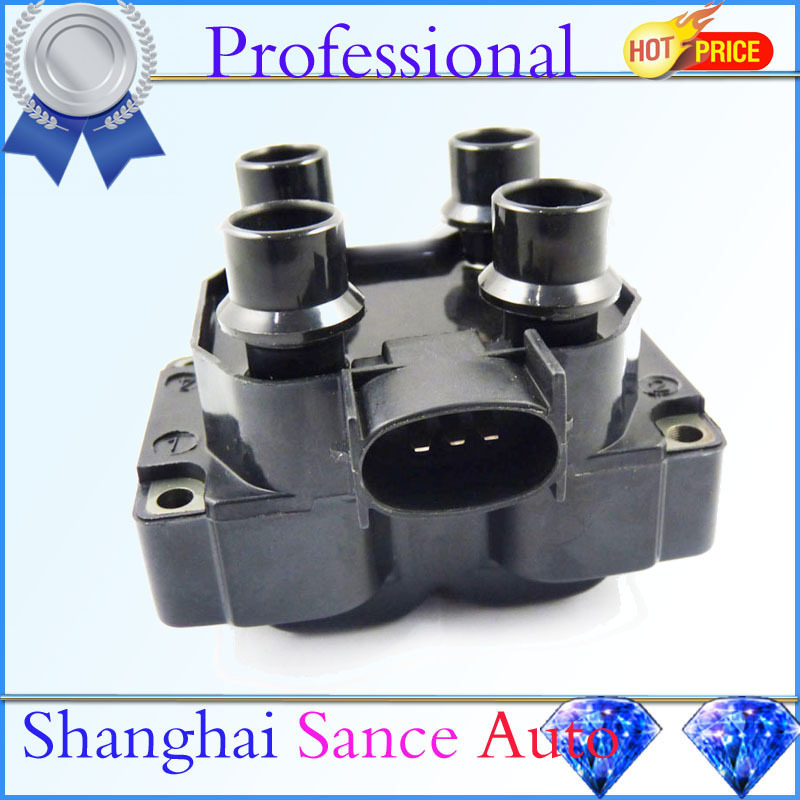 Ignition Coil FD487 140018 F5LY12029A For Ford E-150 Escort Explorer F-250 Mustang Ranger Lincoln Mazda Mercury Tracer 1989-2003(China (Mainland))