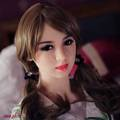 153 cm real silicone sex dolls realistic human mannequin sex robot doll big breast lifelike tongue